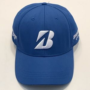 Bridgestone Golf B330 Blue Hat